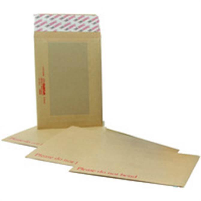 New Guard Boardbook Envelope Peel Seal