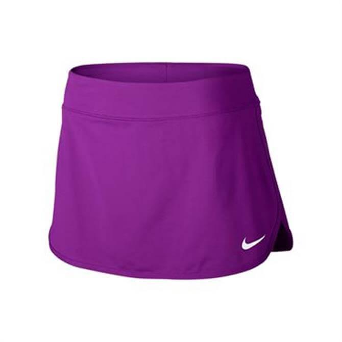 Nike Court Pure Women's Tennis Skirt- Purple