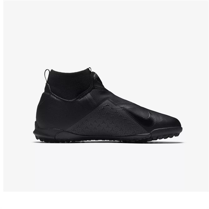Nike Men's Phantom Vision Academy Dynamic Fit Turf Football Boot- Black