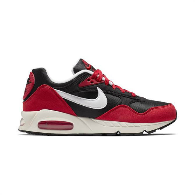 Nike Women's Air Max Correlate Trainer - Black/White/Red