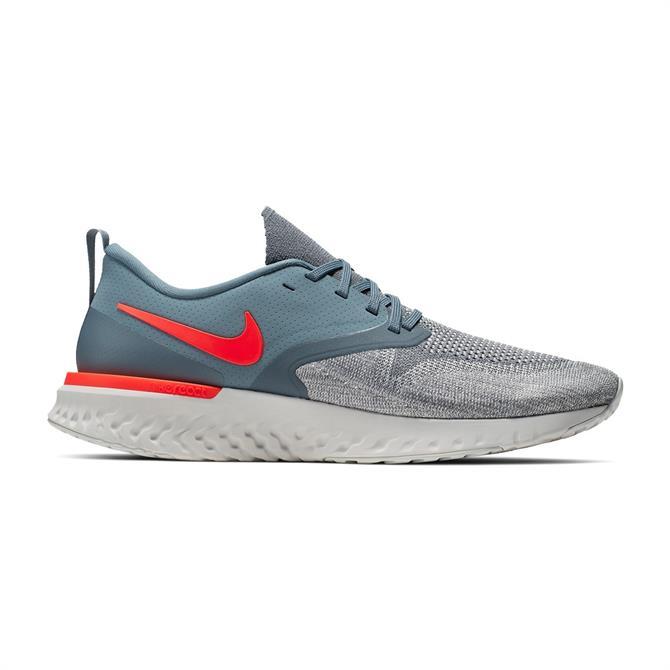 Nike Men's Odyssey React Flyknit 2 Running Shoe - Armory Blue