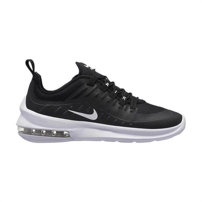 Nike Men's Air Max Axis Trainers - Black/White