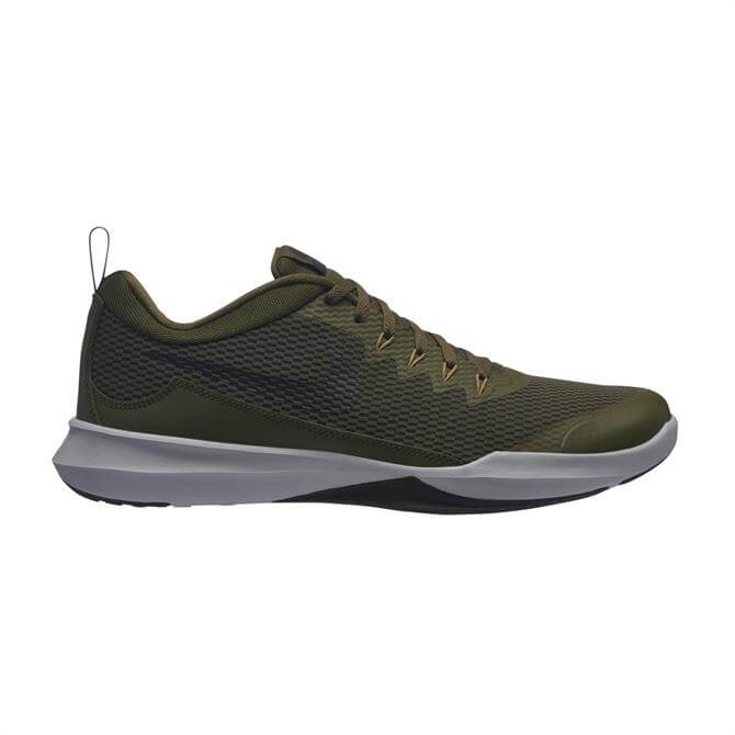 Nike Men's Legend Fitness Trainers - Olive Canvas