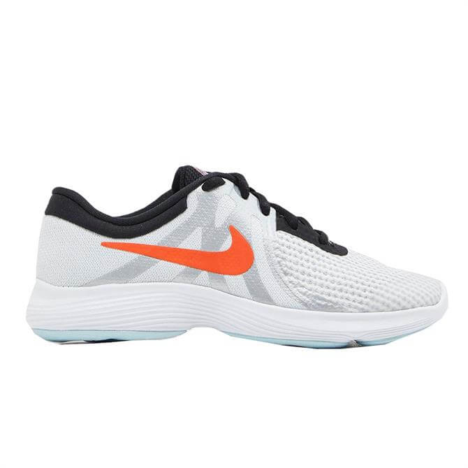 Nike Junior Revolution 4 (GS) - Pure Platinum