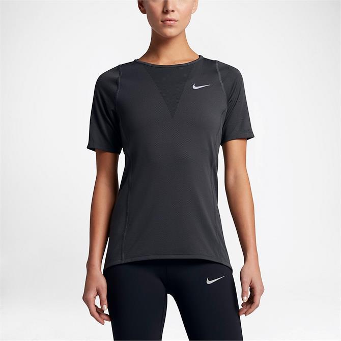 Nike Women's Zonal Cooling Relay Short Sleeve Top