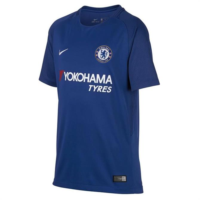 Nike Junior Chelsea Home Stadium Jersey 2017/18