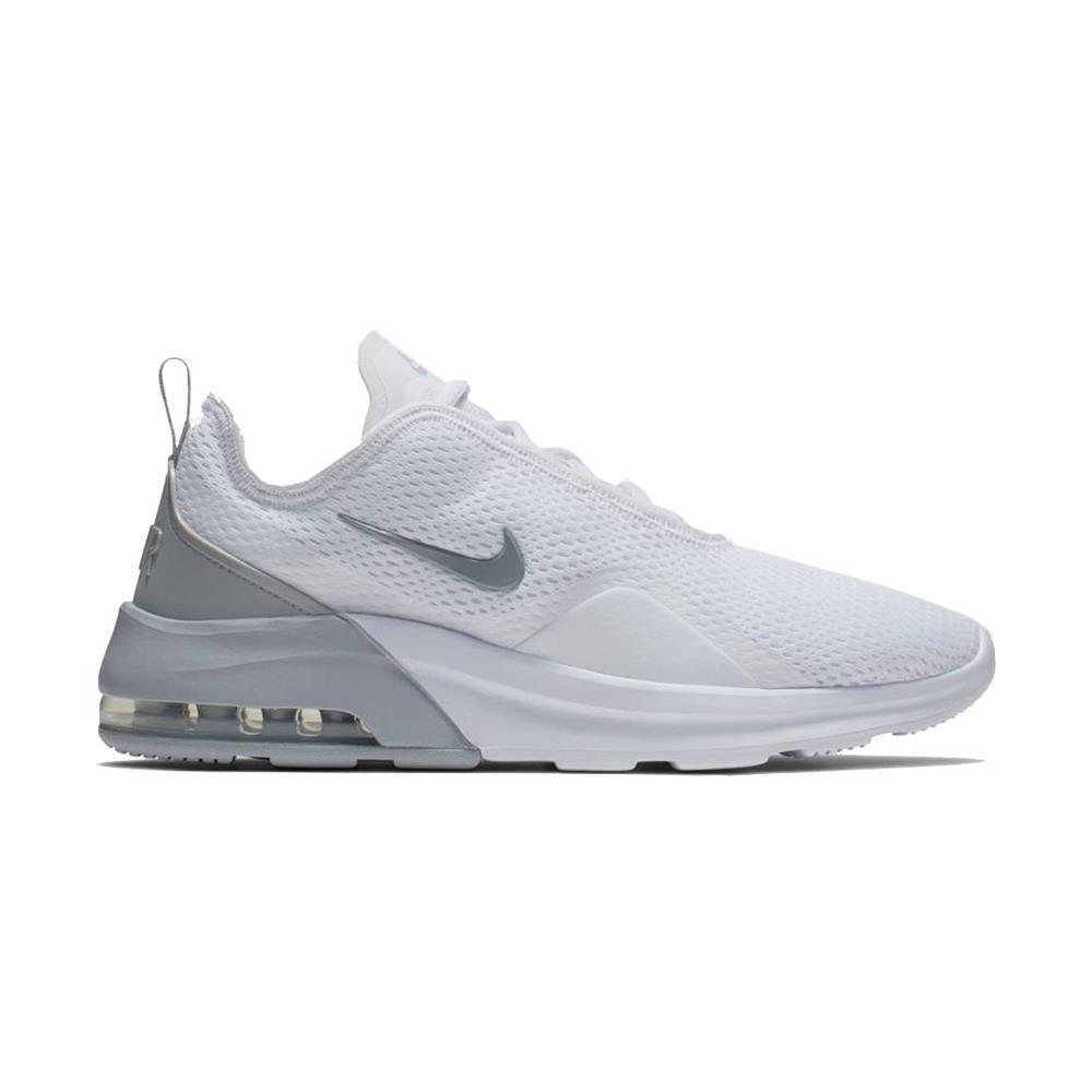 49c814dd Nike Men's Air Max Motion 2 Trainers - White/Wolf Grey