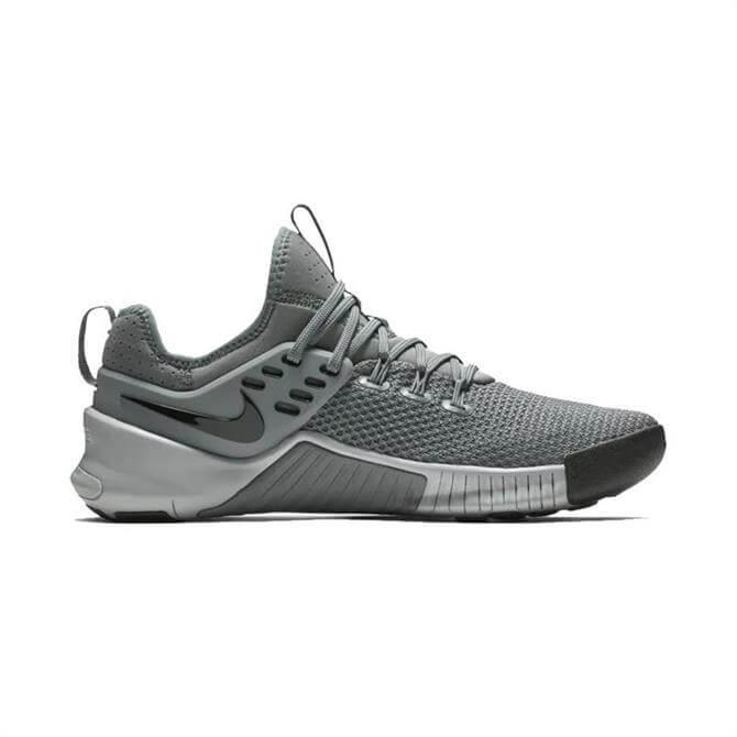 Nike Men's Free Metcon Fitness Shoe - Cool Grey