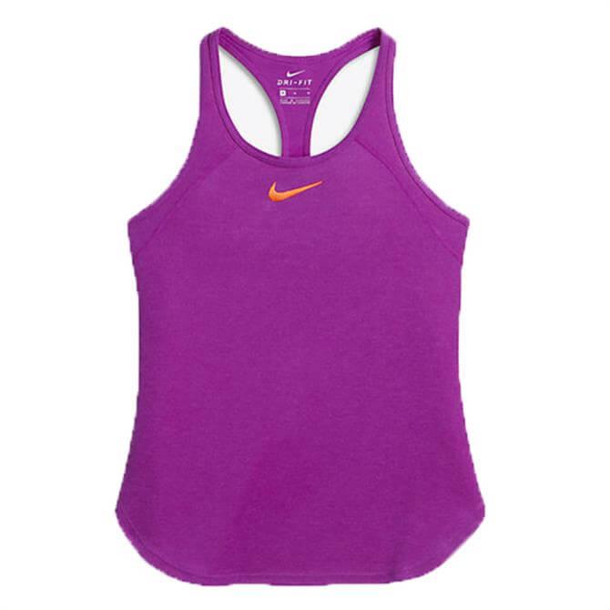 Nike Slam Junior Tennis Tank