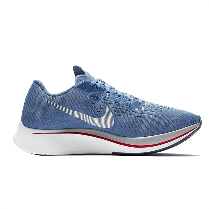 Nike Men's Zoom Fly Running Shoes- Aegean Storm