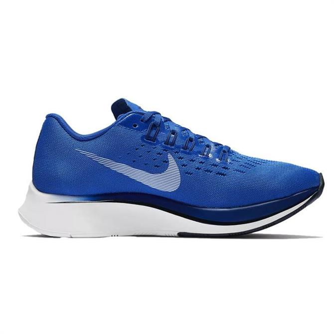 Nike Women's Zoom Fly Running Shoes- Hyper Royal