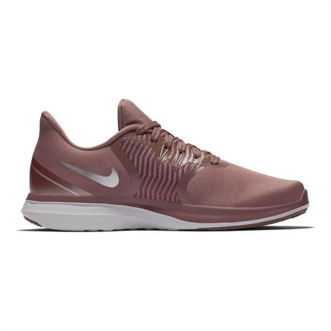 Nike Women's In-Season TR 8 Print Training Shoes- Smokey Mauve