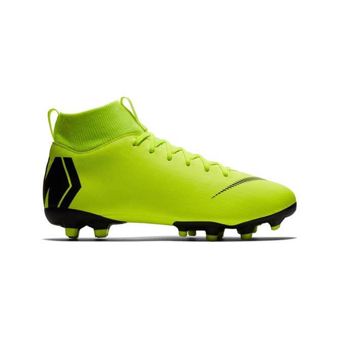 Nike Junior Superfly 6 Academy GS Multi-Ground Football Boot- Volt