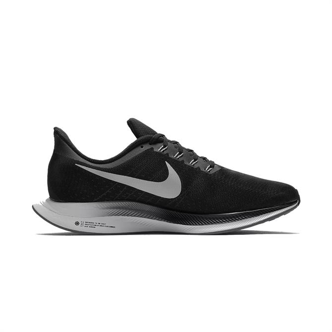 Nike Men's Running Shoes Zoom Pegasus Turbo 35- Black