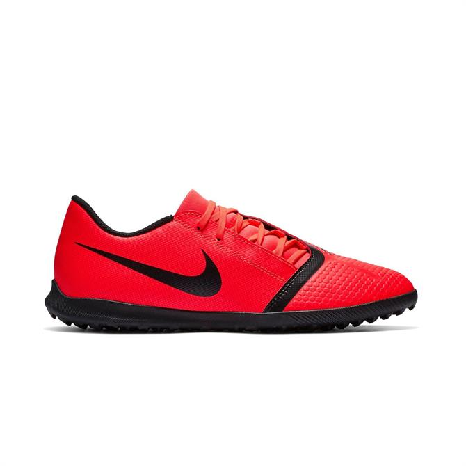 Nike Junior Phantom VNM Academy TF Football Boot - Crimson