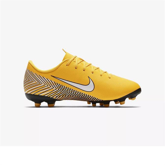 Nike Junior Mercurial Vapor XII Academy Neymar Mixed Ground Football Boots