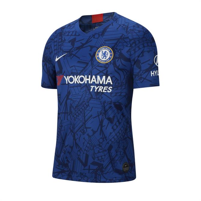 Nike Men's Chelsea FC 2019/20 Stadium Home Football Shirt