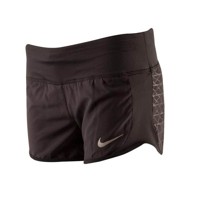 Nike Women's Dry Crew Graphic Shorts