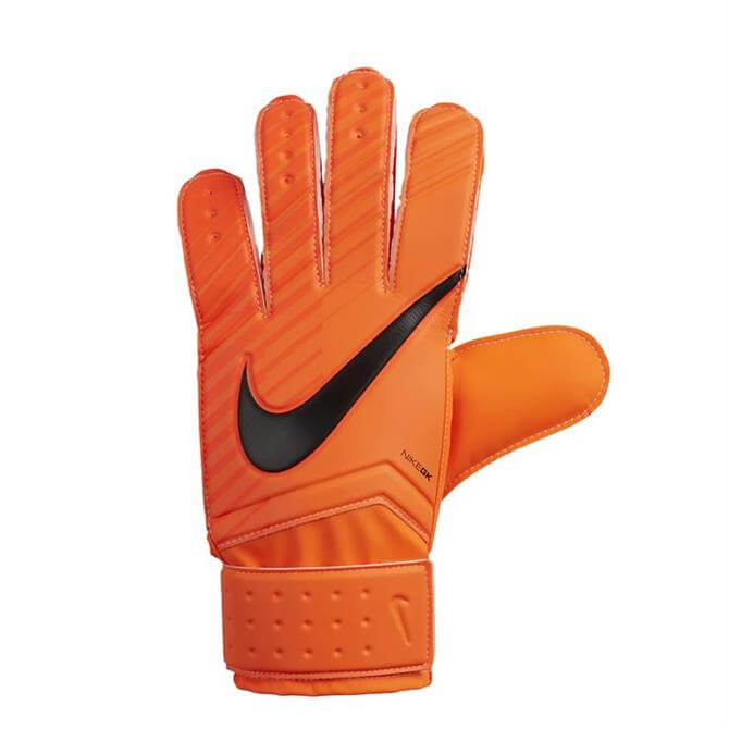 Nike Adult Match Football Goal Keeper Gloves-Total Orange