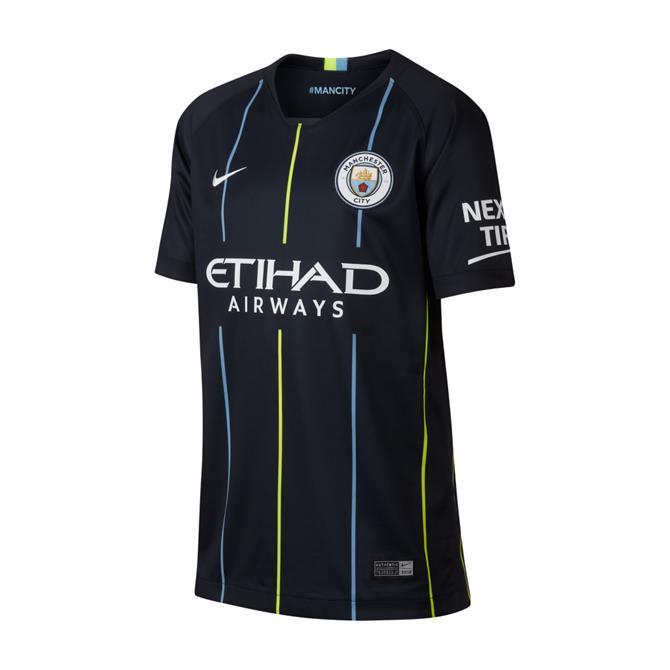 Nike Kid's Manchester City FC Stadium Away 2018/19
