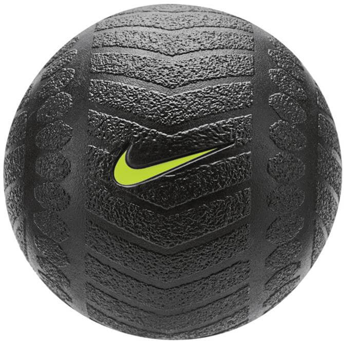Nike Inflatable Recovery Ball- Black Volt