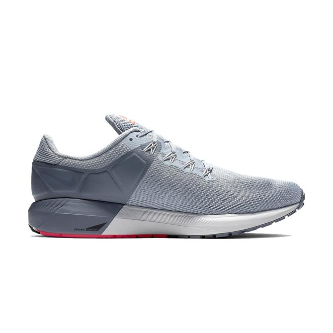 Nike Men's Air Zoom Structure 22 Running Shoes - Obsidian Mist