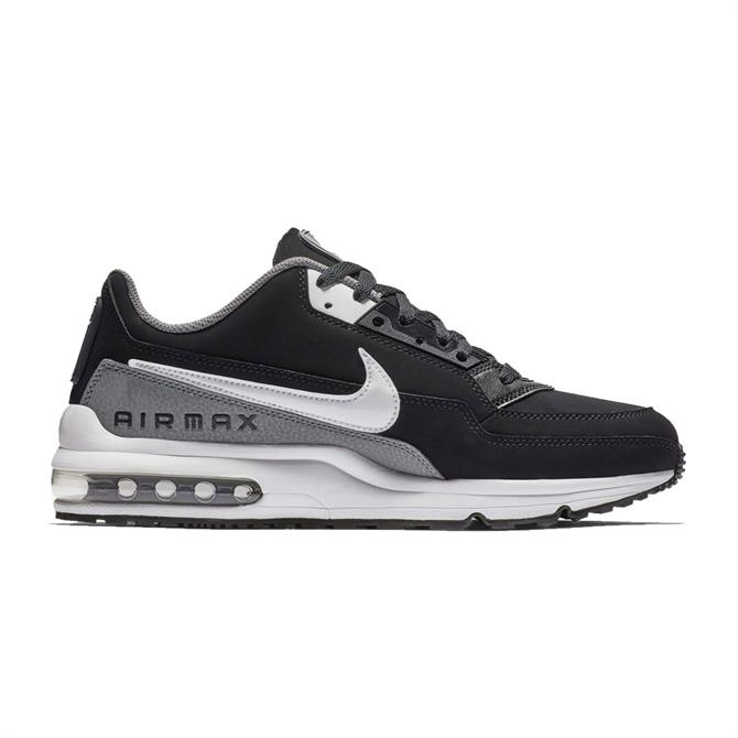 Nike Men's Air Max LTD 3 Trainers - Black/Cool Grey