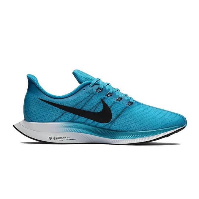 Nike Men's Zoom Pegasus Turbo Running Shoe - Blue Lagoon