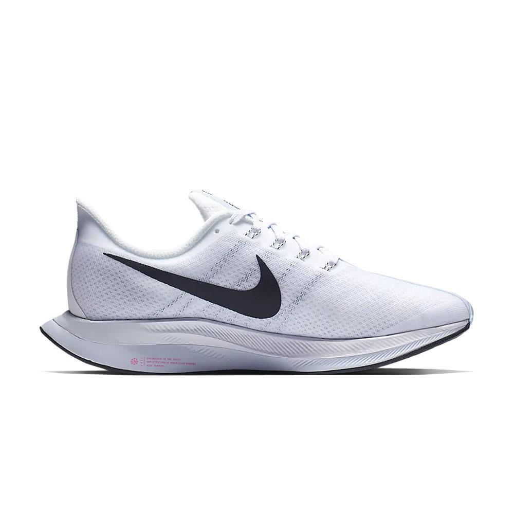wholesale dealer f2e05 e8302 Nike Women's Zoom Pegasus Turbo Running Shoe - White