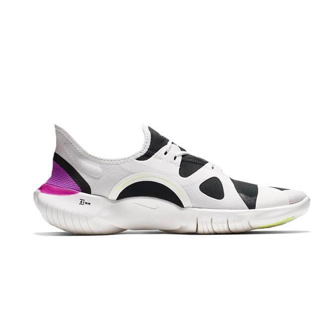 Nike Men's Free RN 5.0 Running Shoe - Summit White
