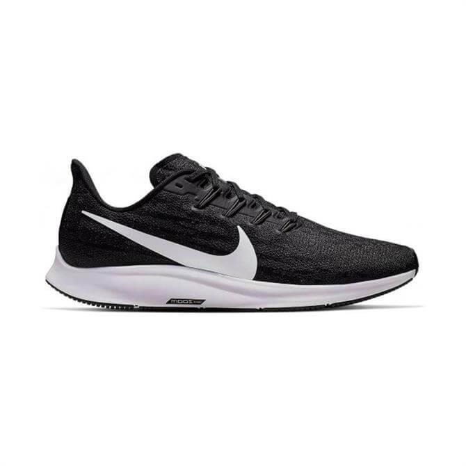 Nike Women's Air Zoom Pegasus 36 Running Shoes - Black/Thunder
