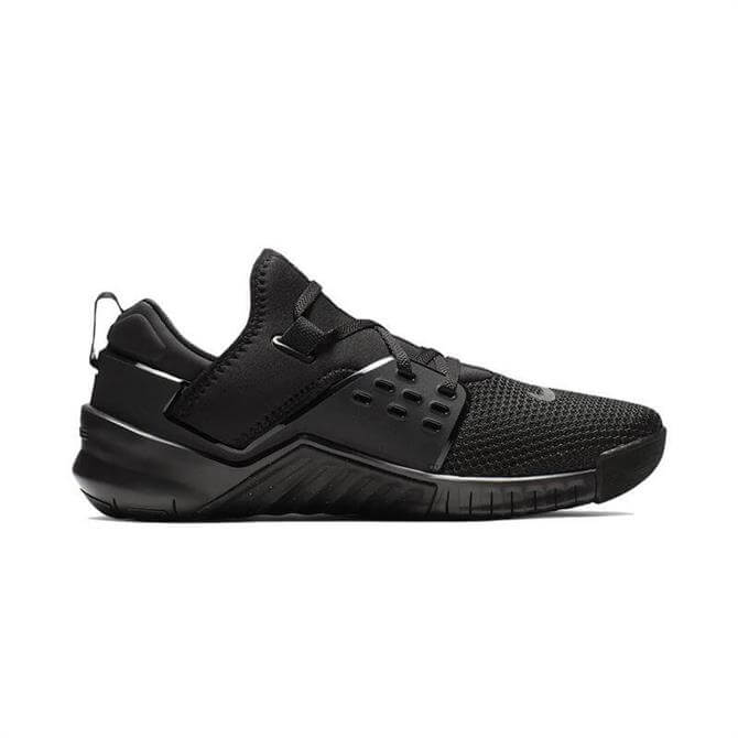 Nike Men's Free X Metcon 2 Fitness Trainers - Black