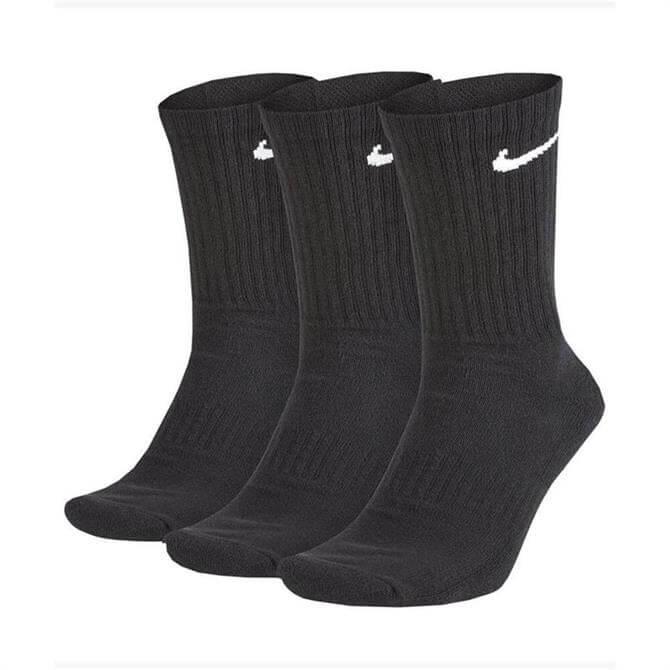 Nike Everyday Cushion Crew Training Socks (3 Pack)