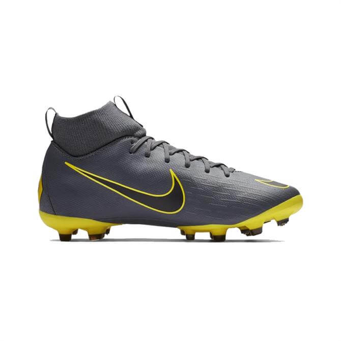 Nike Junior Superfly 6 Academy MG Game Over Football Boot - Dark Grey