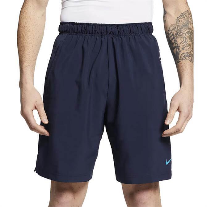 Nike Men's Dri-FIT Training Shorts - Obsidian