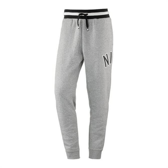Nike Men's Air Fleece Joggers - Grey