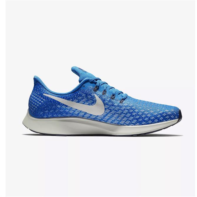 Nike Men's Air Zoom Pegasus 35 Running Shoes- Colbalt Blaze