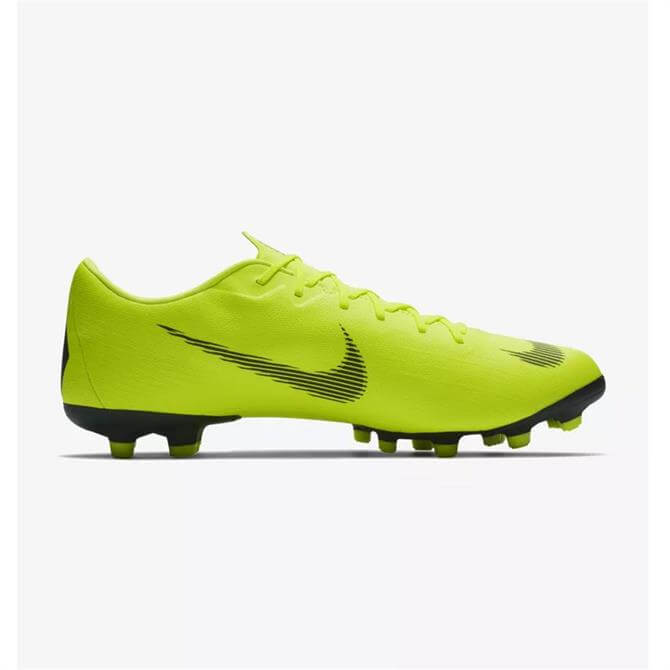 Nike Men's Mercurial Vapor XII Academy Multi Ground Football Boots- Volt