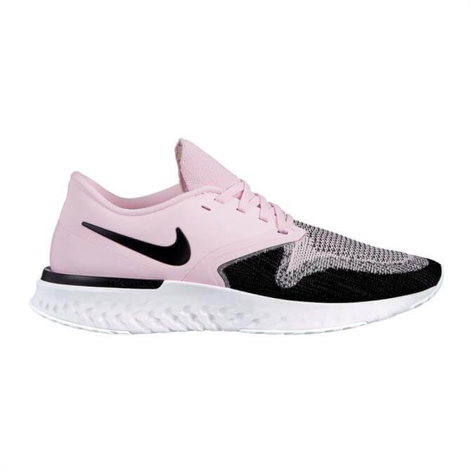 Nike Women's Odyssey React Flyknit 2 - Pink Foam