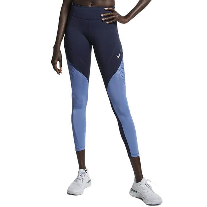 Nike Women's Epic LUX Training Tights - Obsidian