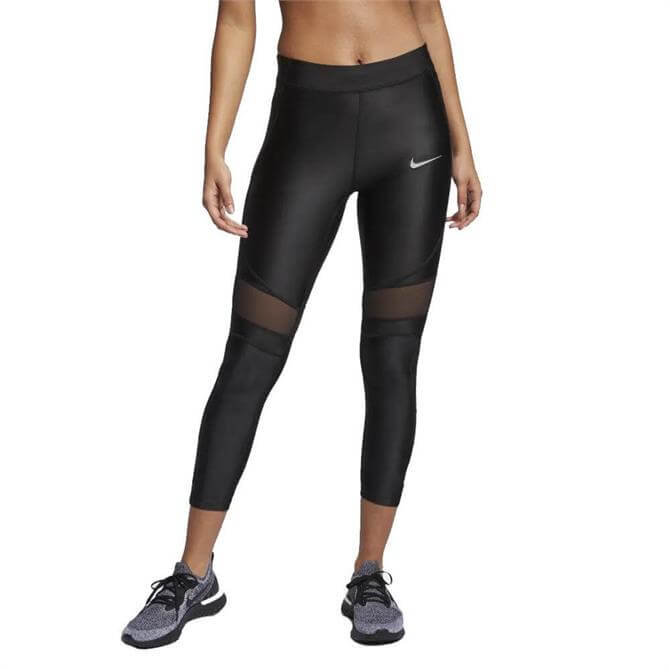 Nike Women's Speed Running Tights - Black