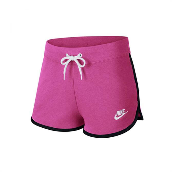 Nike Women's Heritage Running Short - Active Fuchsia