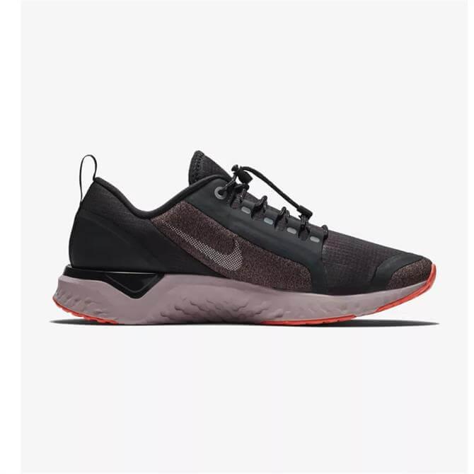 Nike Women's Odyssey React Shield- Oil Grey