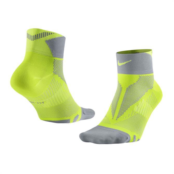 Nike Elite Lightweight Quarter Running Sock