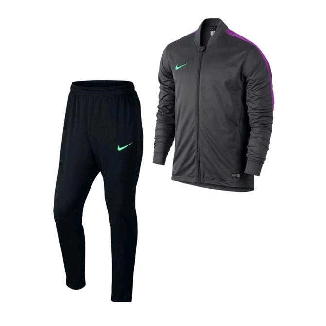 Nike Junior Academy Knit Tracksuit 2
