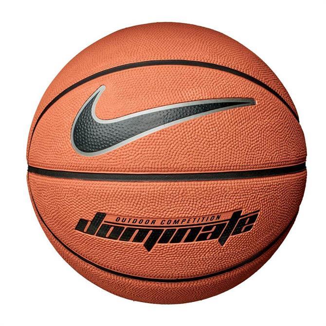 Nike Dominate Basketball- Amber
