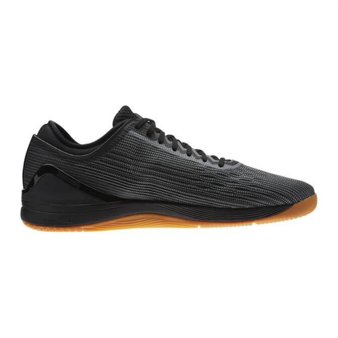 Reebok Men's CrossFit Nano 8 Flexweave Fitness Shoes - Black Alloy