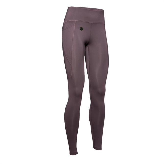 Under Armour Women's Rush Training Legging - Ash Taupe