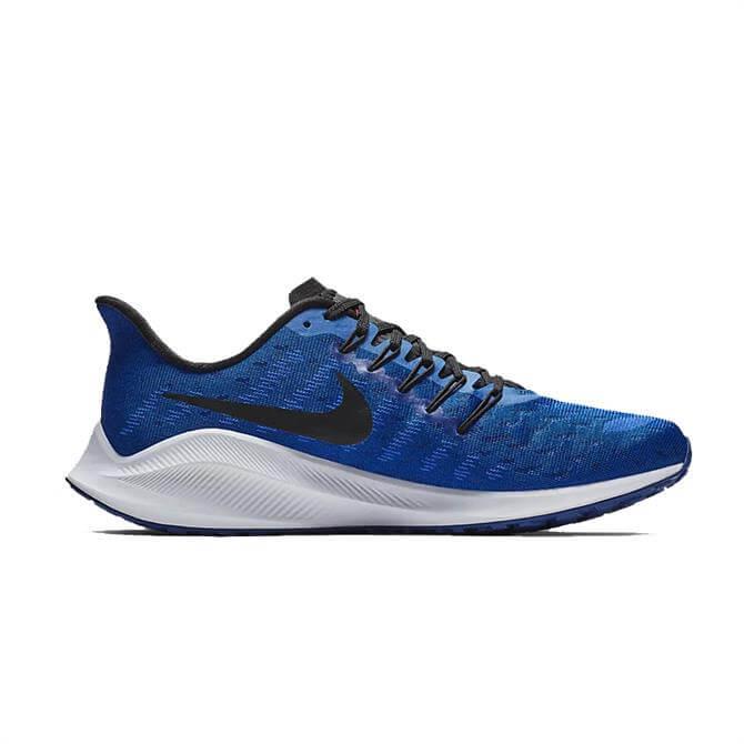 Nike Men's Air Zoom Vomero 14 Running Shoes - Indigo Force