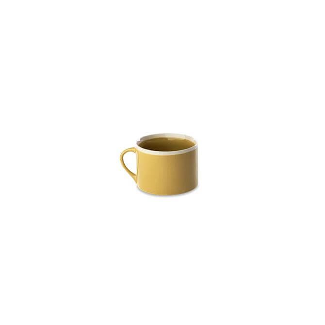 Nkuku Datia Mustard Short Mug